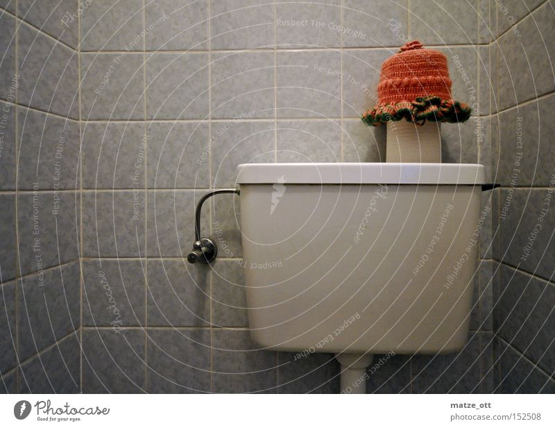 Bathroom Decoration Toilet Toilet paper Flush