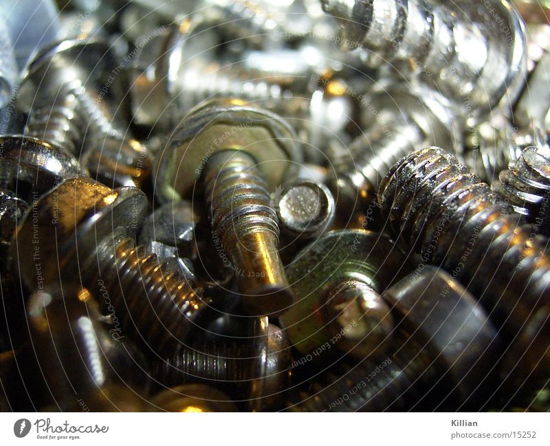screw Screw Electrical equipment Technology