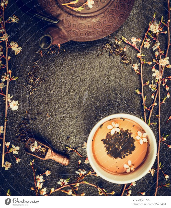 Healthy Eating Life Blossom Spring Style Background picture Lifestyle Food Design Beverage Restaurant Fragrance Bud Tea Cup Vintage