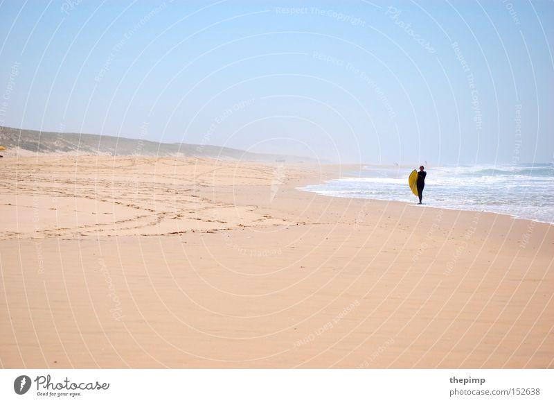 Ocean Beach Sports Playing Sand Waves Coast France Surfing Aquatics Atlantic Ocean High tide Tide Low tide Surfboard