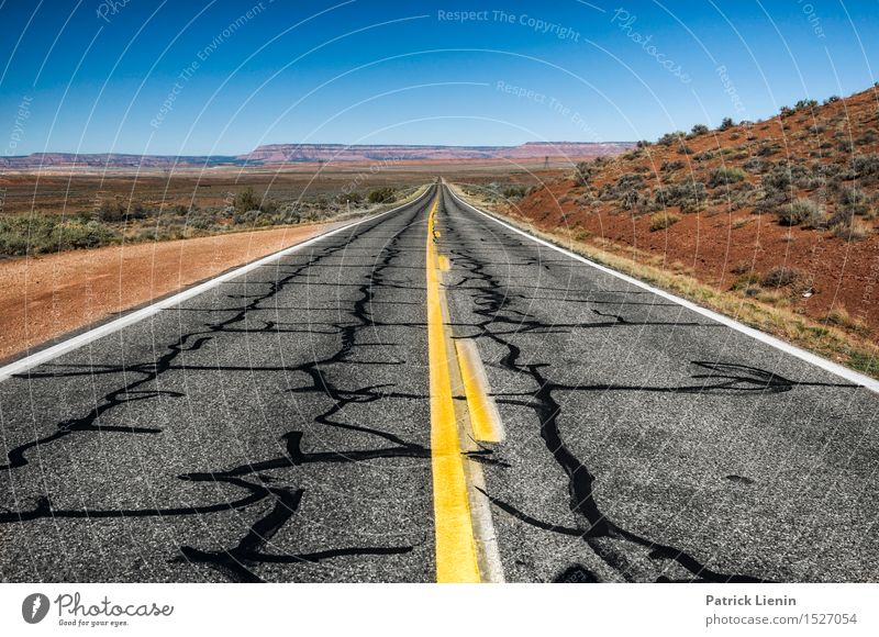 Life is a Highway Vacation & Travel Adventure Far-off places Freedom Nature Landscape Elements Sky Summer Climate Climate change Weather Warmth Drought Mountain