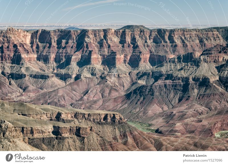 Grand Canyon Sky Nature Vacation & Travel Summer Landscape Far-off places Mountain Freedom Earth Rock Weather Hiking Trip Climate Adventure