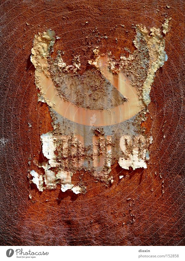 rust never sleeps Old Signs and labeling Derelict Rust Signage Parking Varnish Road sign Flake off Street sign Decompose Clearway No standing Oxydation