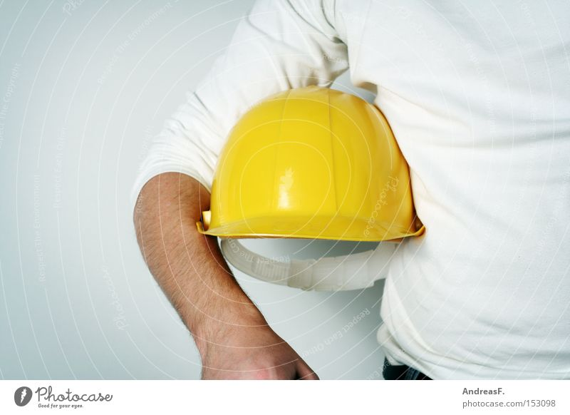 Helmet Construction site Work and employment Protection Technician House (Residential Structure) Human being Craft (trade) Build Craftsperson