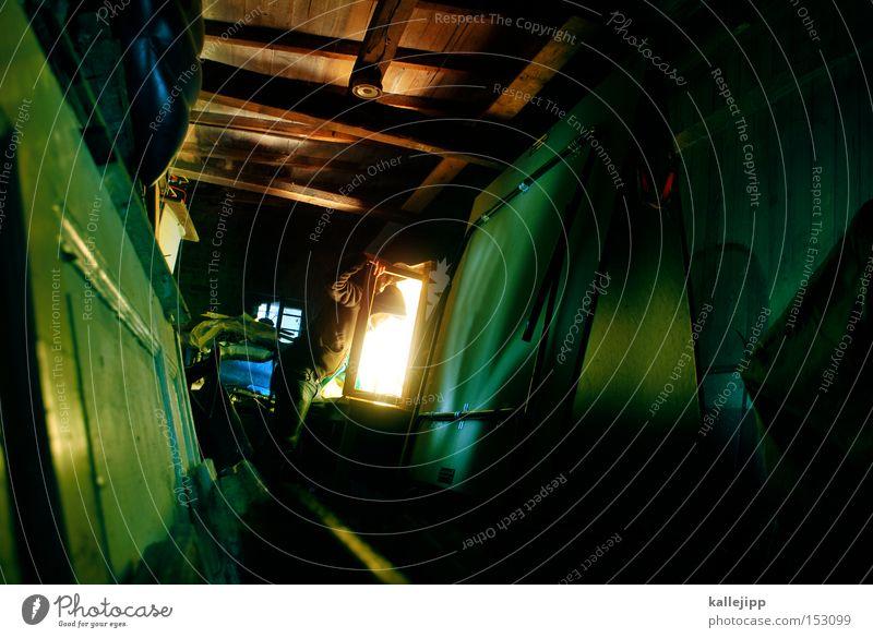 messi Man Human being Small room Light Door Window Cupboard Curiosity Research Discover Scientist