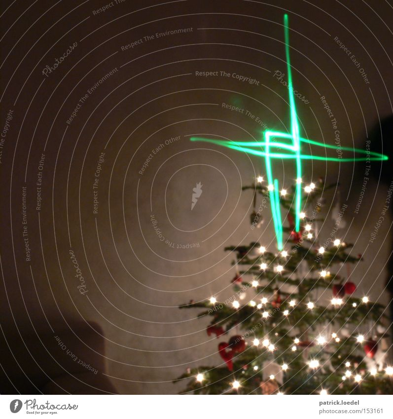 Human being Christmas & Advent Tree Joy Religion and faith Together Star (Symbol) Peace Christmas tree Kitsch Infancy Christian cross Crucifix