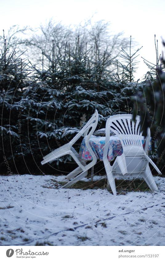 Winter Snow Chair Dresden Furniture Parking Garden chair Plastic chair Outdoor furniture