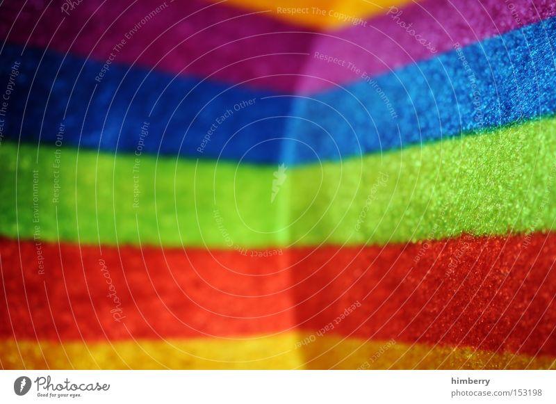 rainbow corner Rainbow Colour Dye Pattern Stripe Background picture Felt Cloth Material Hat Fashion Hippie Design Decoration Clothing colour spectrum felt cloth