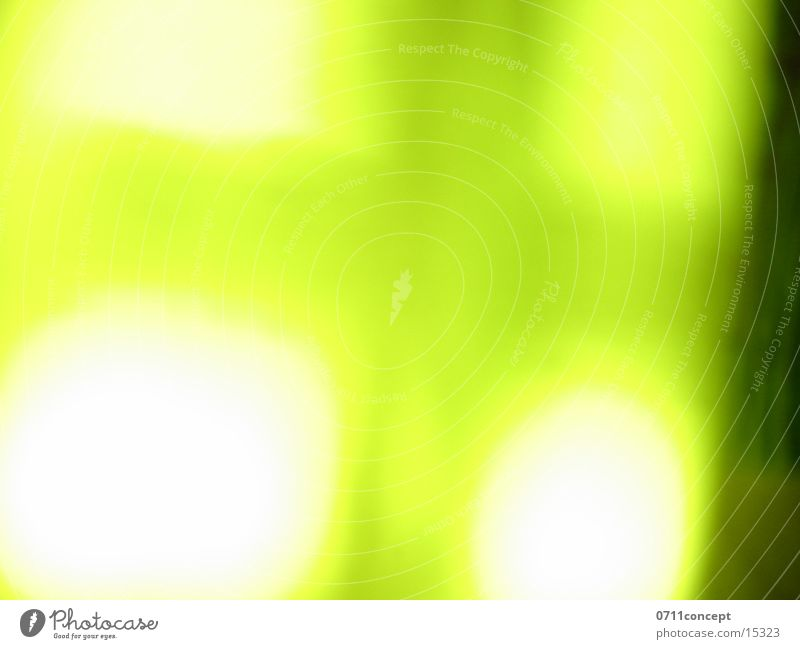 Green Yellow Lamp Style Bright Background picture Light Flashy Diffuse