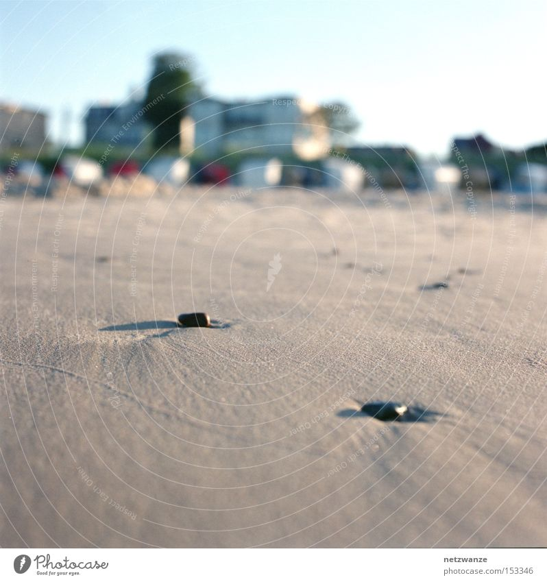 Ocean Beach Vacation & Travel Stone Sand 2 Medium format