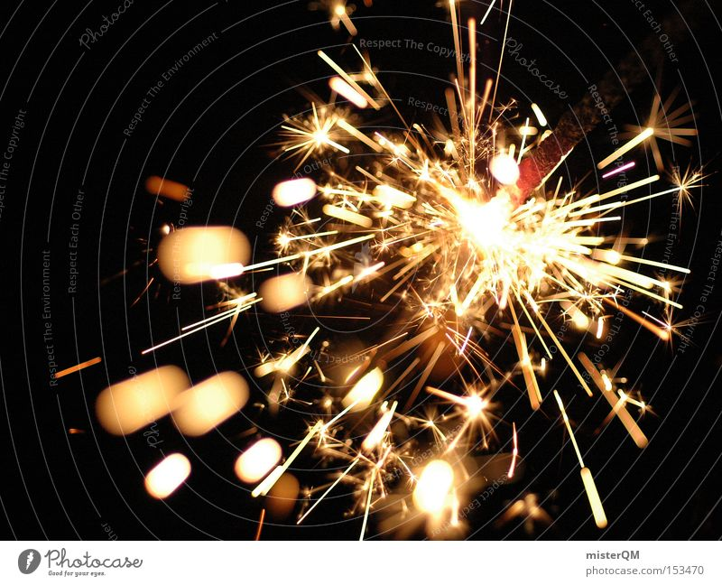 Joy Life Party Moody Glittering Crazy Dangerous End New Year's Eve Lacking Midnight Seldom Explosives