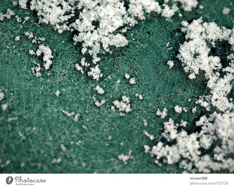 Winter Colour Cold Snow Ice Frozen Freeze Slice Crystal structure Ice crystal Scratch Minerals Temperature Winter maintenance program Minus degrees