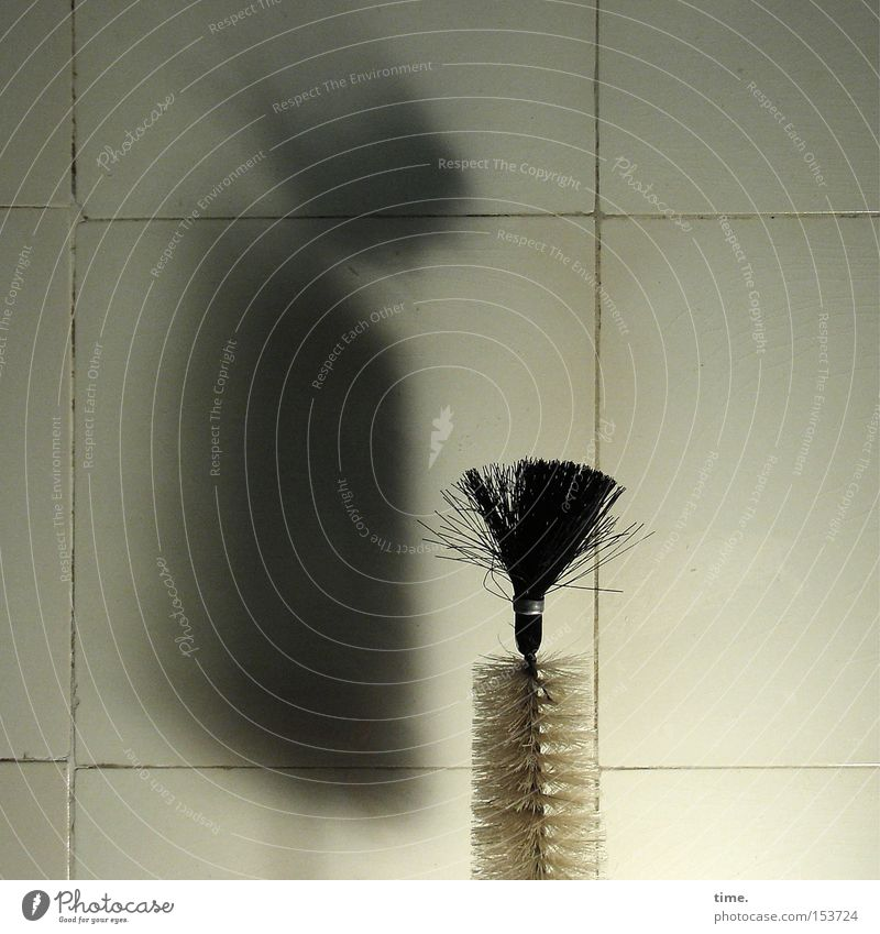 Corner Kitchen Clean Cleaning Tile Square Ghosts & Spectres  Wire Household Brush Bristles Whorl Conspiracy