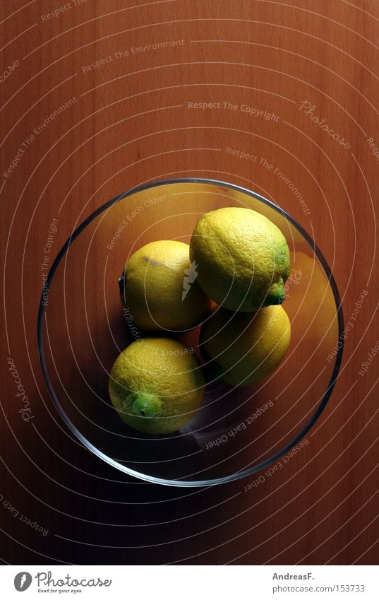 Nutrition Healthy Glass Fruit Table Organic produce Vitamin Lemon Bowl Tequila Sour Furniture Fruit bowl Lemon peel