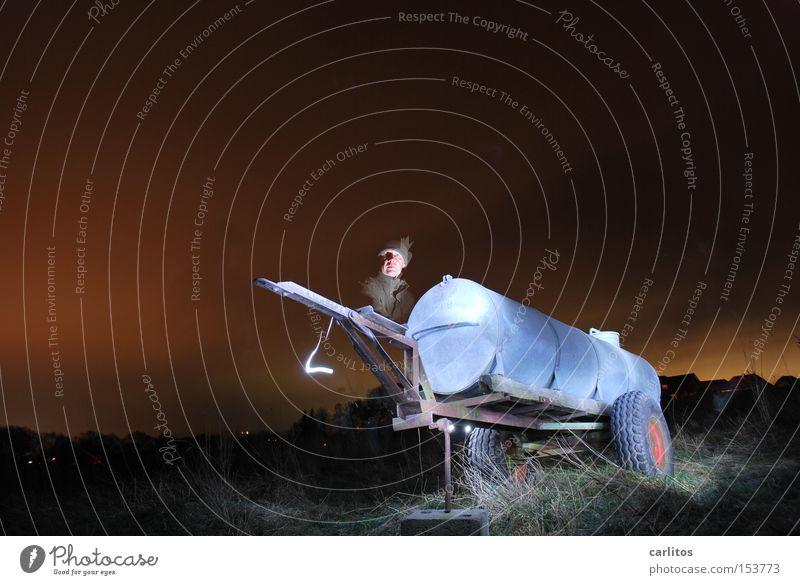 Dark Agriculture Radiation Night Followers Radioactivity