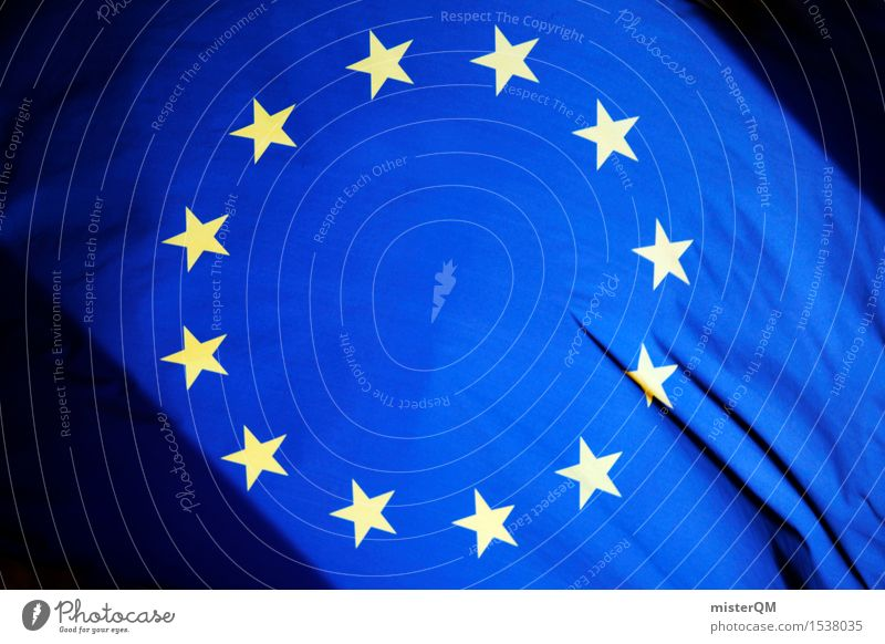 Idea Europe Art Work of art Esthetic European Euro symbol European parliament European flag UEFA European Championship Stars Blue Flag Alliance Society Group
