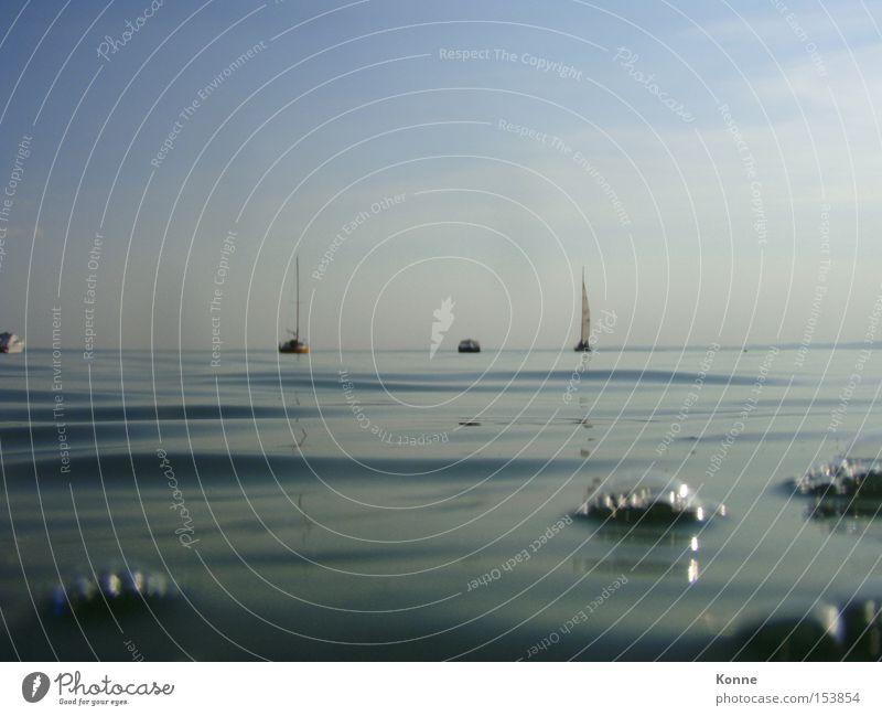 Water Lake Watercraft Waves Italy Air bubble Sailing ship Lake Garda