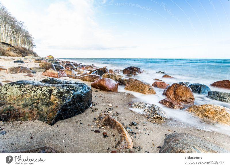 Sky Water Landscape Calm Happy Horizon Contentment Joie de vivre (Vitality) Beautiful weather Baltic Sea Serene Wanderlust Patient Attentive