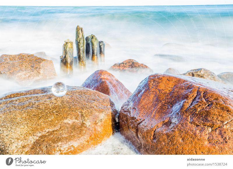 Water Landscape Loneliness Calm Beach Happy Contentment Joie de vivre (Vitality) Longing Baltic Sea Serene Wanderlust Caution Attentive