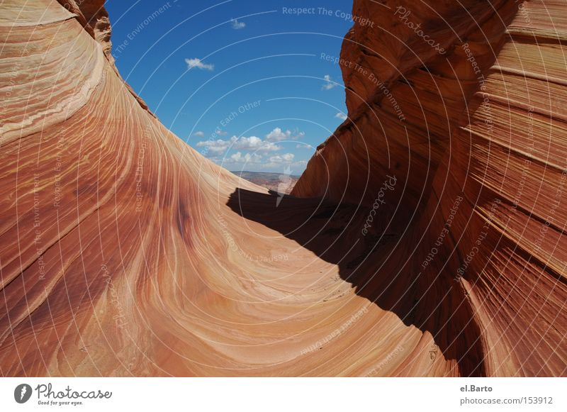 Nature Mountain Stone Landscape Waves Art USA Tourist Attraction Interesting Utah Coyote Buttes