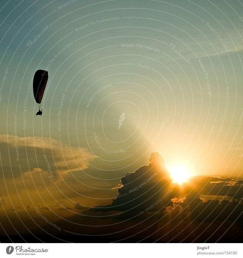 longing Sky Clouds Sun Summer Flying Warmth Beautiful Elegant Aircraft Life Aviation human dreams d70