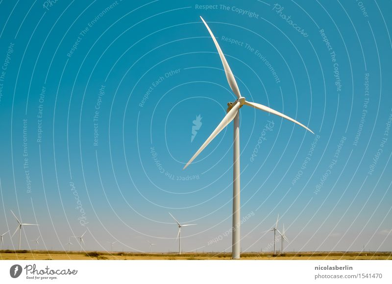 wind Expedition Technology Advancement Future Energy industry Renewable energy Wind energy plant Industry Environment Landscape Sky Cloudless sky Climate
