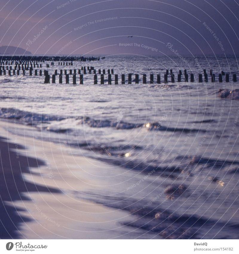 Water Ocean Beach Lake Sand Waves Coast Baltic Sea Break water Poland Swell