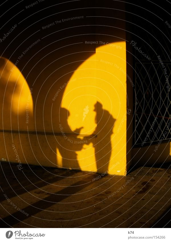 Human being Joy To talk Architecture Communicate Shadow Clown Archway Arcade Stylistic