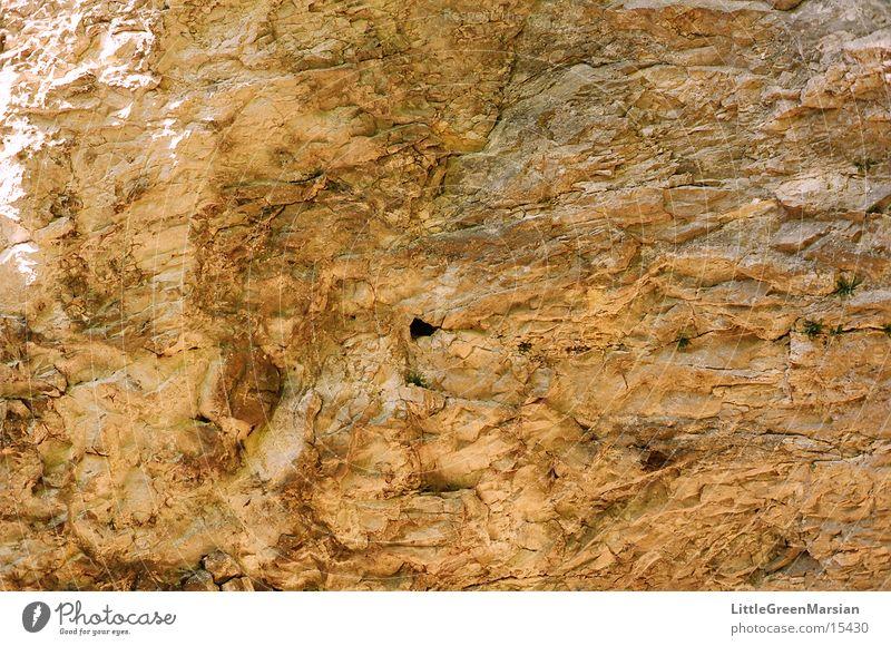 Stone Rock Rough Precarious