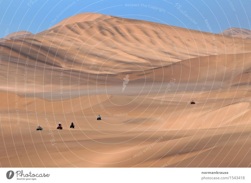 Vacation & Travel Summer Relaxation Landscape Far-off places Warmth Movement Brown Sand Together Bright Orange Tourism Leisure and hobbies Uniqueness Beautiful weather