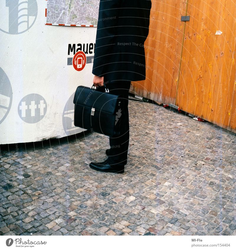 Berlin Wall (barrier) Fear Suitcase Panic Weapon Medium format Bomb Assassin