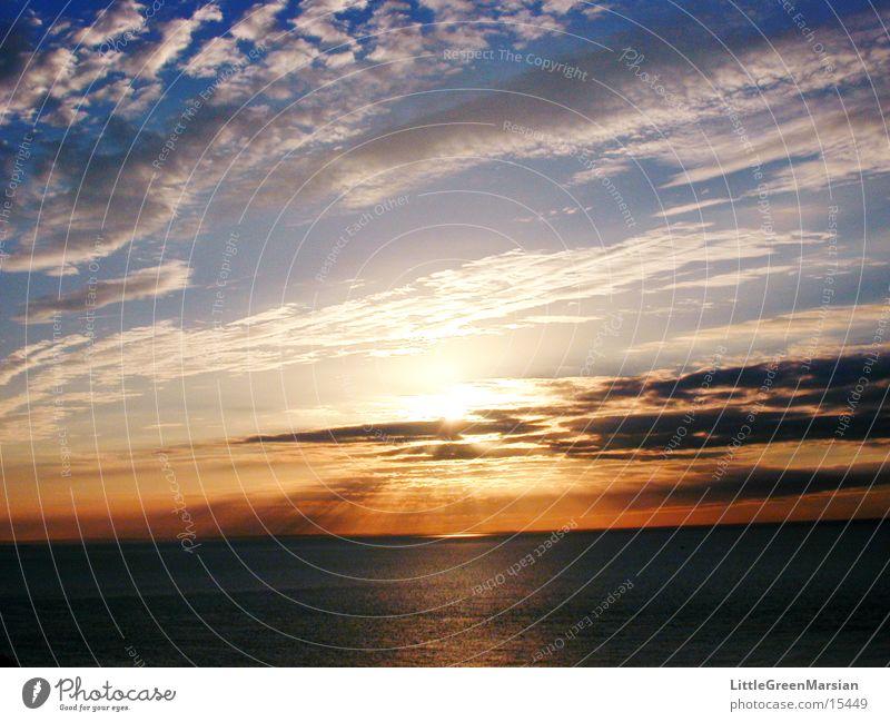 Sky Sun Clouds Colour
