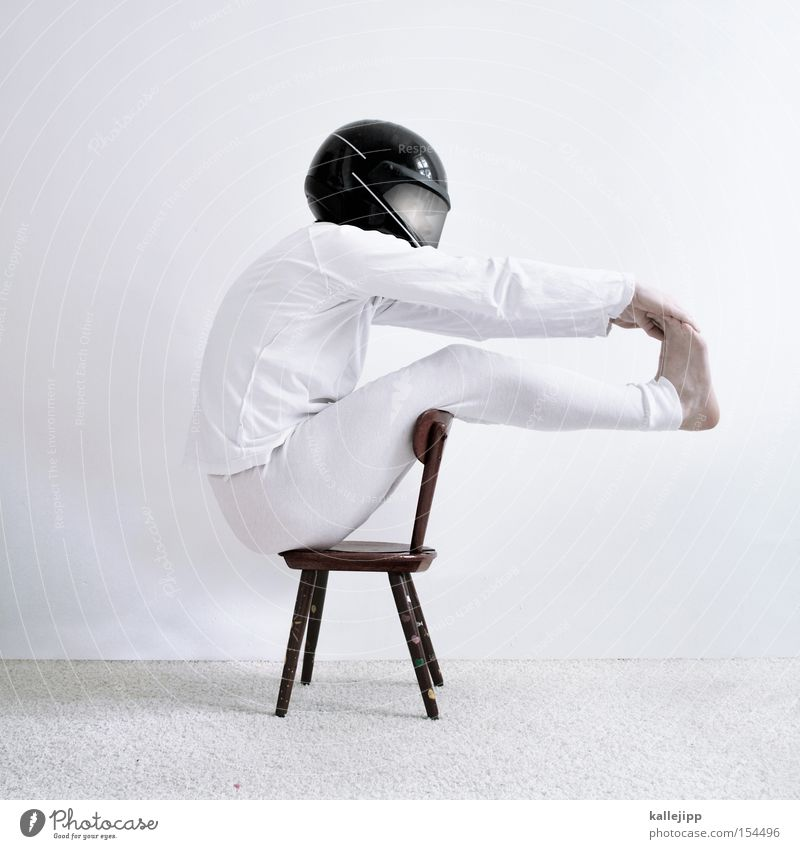 Human being White Joy Wall (building) Speed Safety Chair Driving Protection Motorcycle Underwear Carpet Racing driver Formula 1 driver High chair