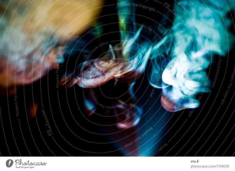 no more than sound and smoke Light Colour Multicoloured Smoke Feasts & Celebrations Lighting Flashy Black Abstract Background picture Concert Music Club