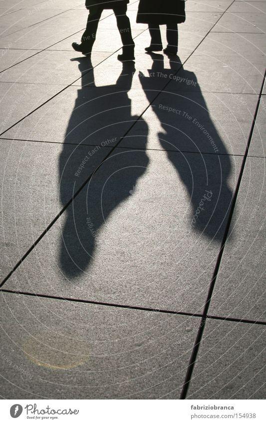 Human being Feet Walking Floor covering Tile Paris France