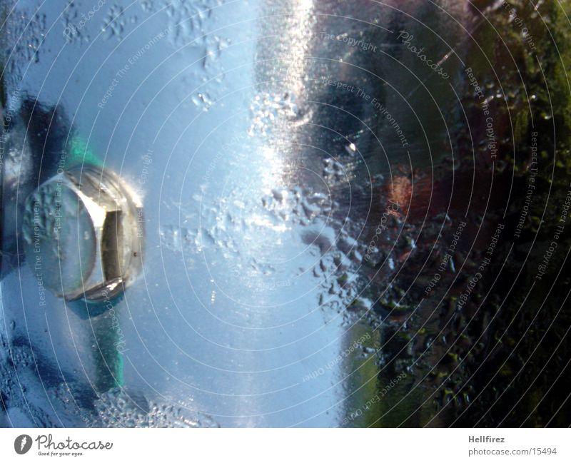 Metal Drops of water Camera Things Screw Pump Housing