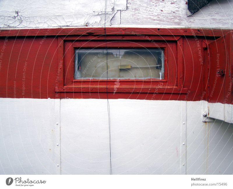 coastal impression Coast Lighthouse Red White Old