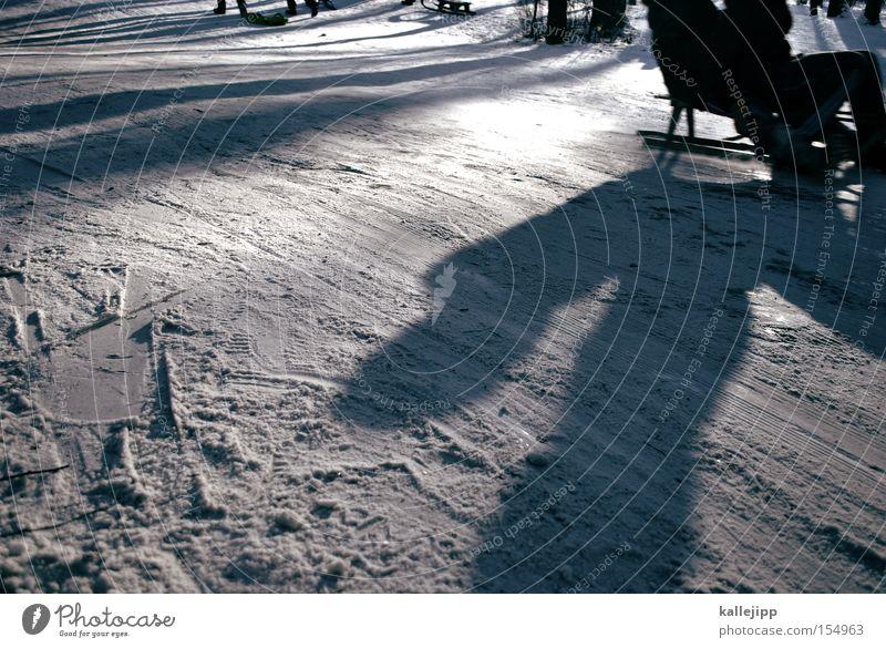 Joy Winter Mountain Movement Snow Playing Line Speed Hill Tracks Slope Sleigh Ski run Sledding Ski piste Sledge