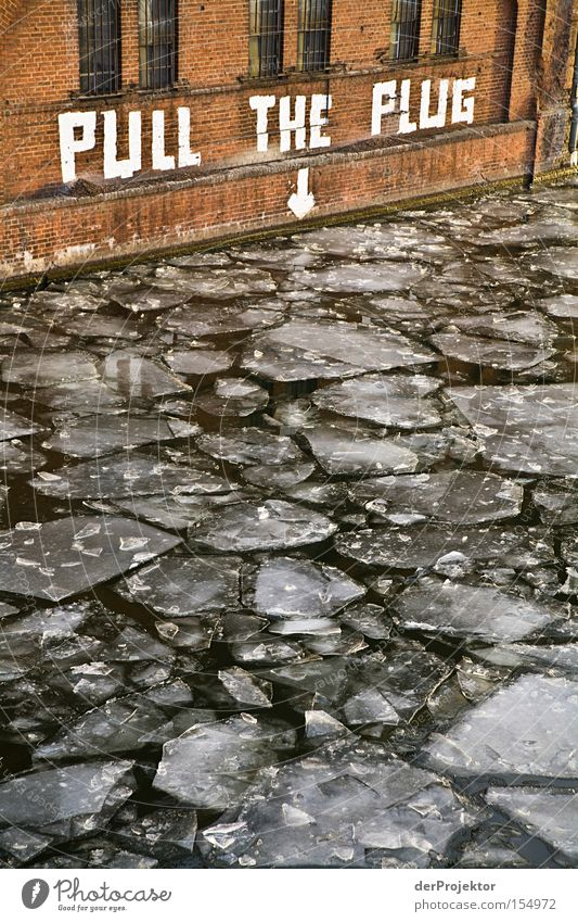 Water Winter Cold Berlin Wall (building) Ice Bridge Real estate Text Spree Figure of speech