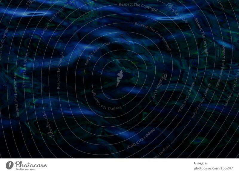 Water Ocean Blue Black Dark Waves Deep Photographic technology
