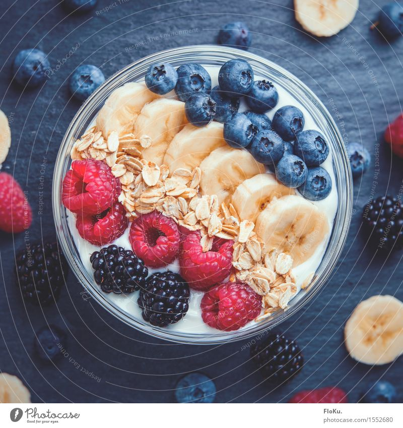 I <3 Breakfast Food Yoghurt Dairy Products Fruit Grain Nutrition Organic produce Vegetarian diet Fitness Sports Training Glass Fresh Healthy Delicious Athletic