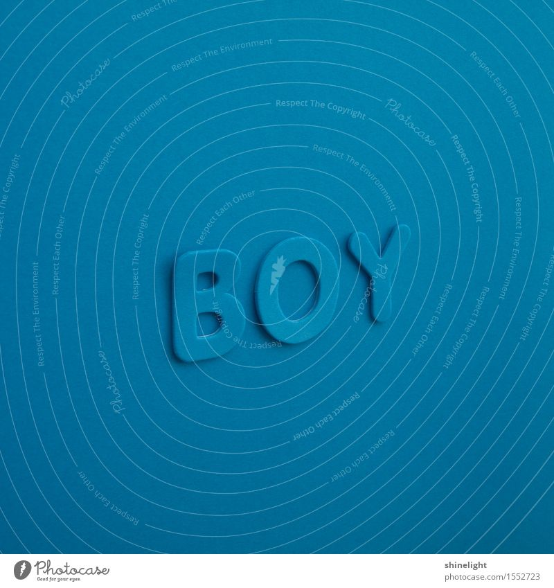 boy Child Baby Toddler Boy (child) Characters Blue Birth boys Colour photo Copy Space left Copy Space right Copy Space top Copy Space bottom