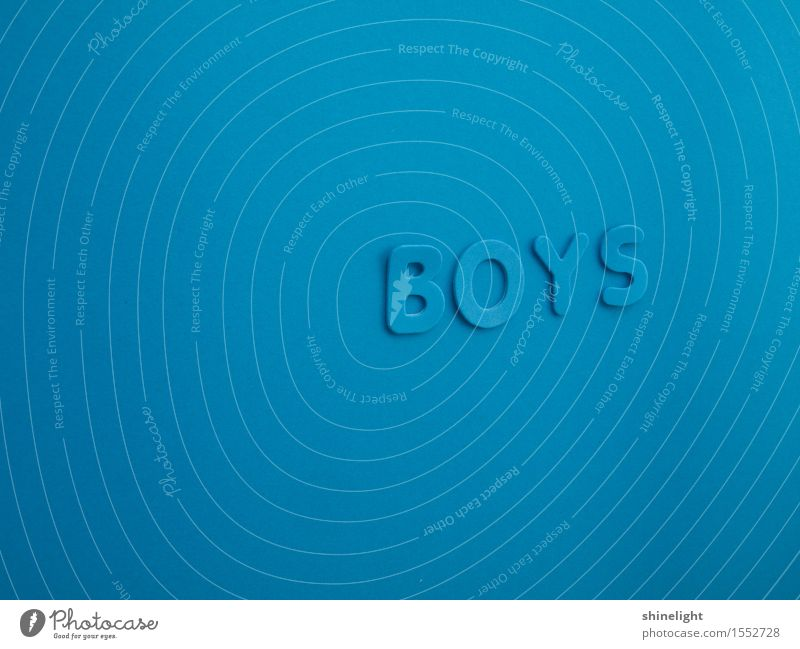 boys Boy (child) Young man Youth (Young adults) Characters Blue Friendship Colour photo Copy Space left Copy Space top Copy Space bottom