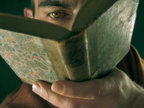 Man Eyes Book Academic studies Study Reading Education Nutrition Speed Human being Know Library