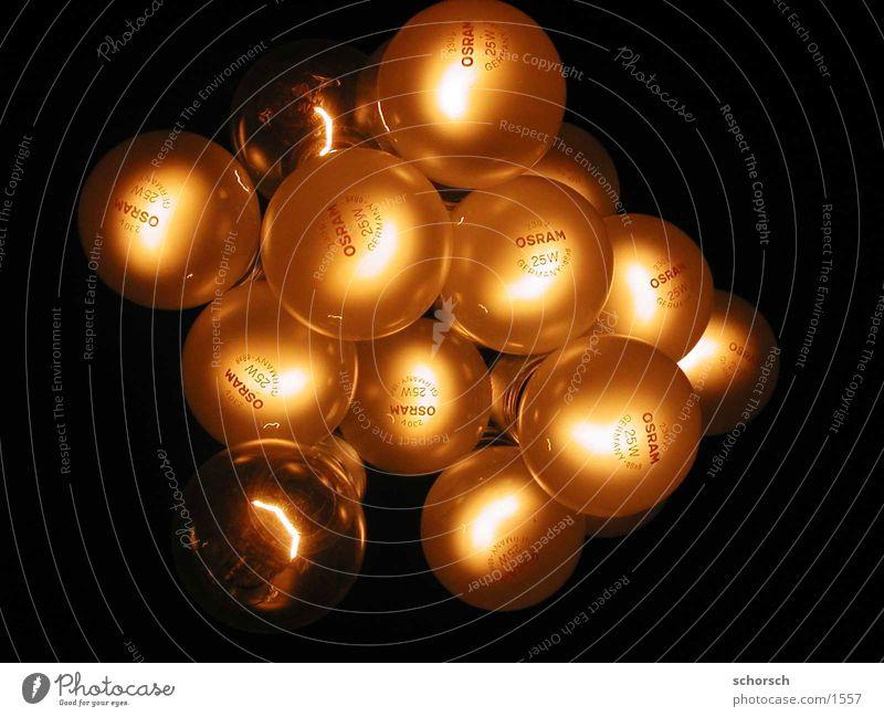 Osrama Electric bulb Light Electricity Night Living or residing Lamp