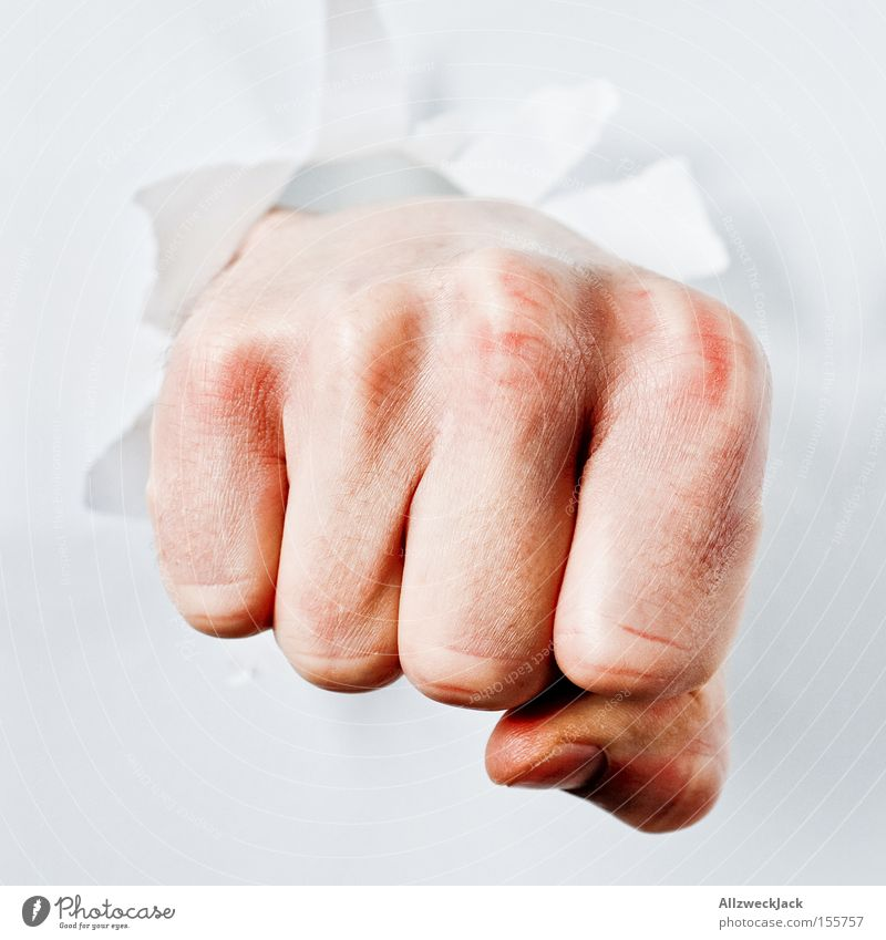 Hand Power Fingers Force Anger Services Fight Aggravation Fist Beat Boxing Breach Penetrating power Resounding