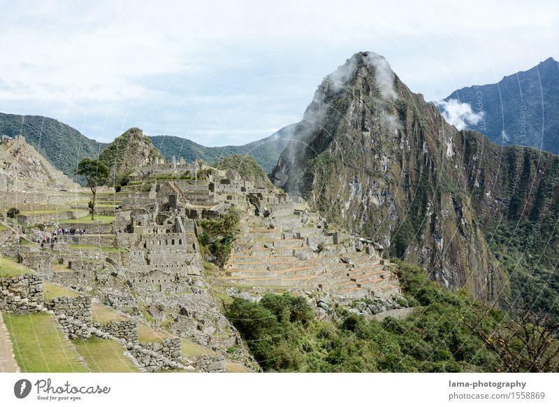 Machu Picchu Vacation & Travel Tourism Trip Adventure Sightseeing Nature Landscape Mountain Machu Pichu Peak Sacred Valley Cuzco Peru South America Town Ruin