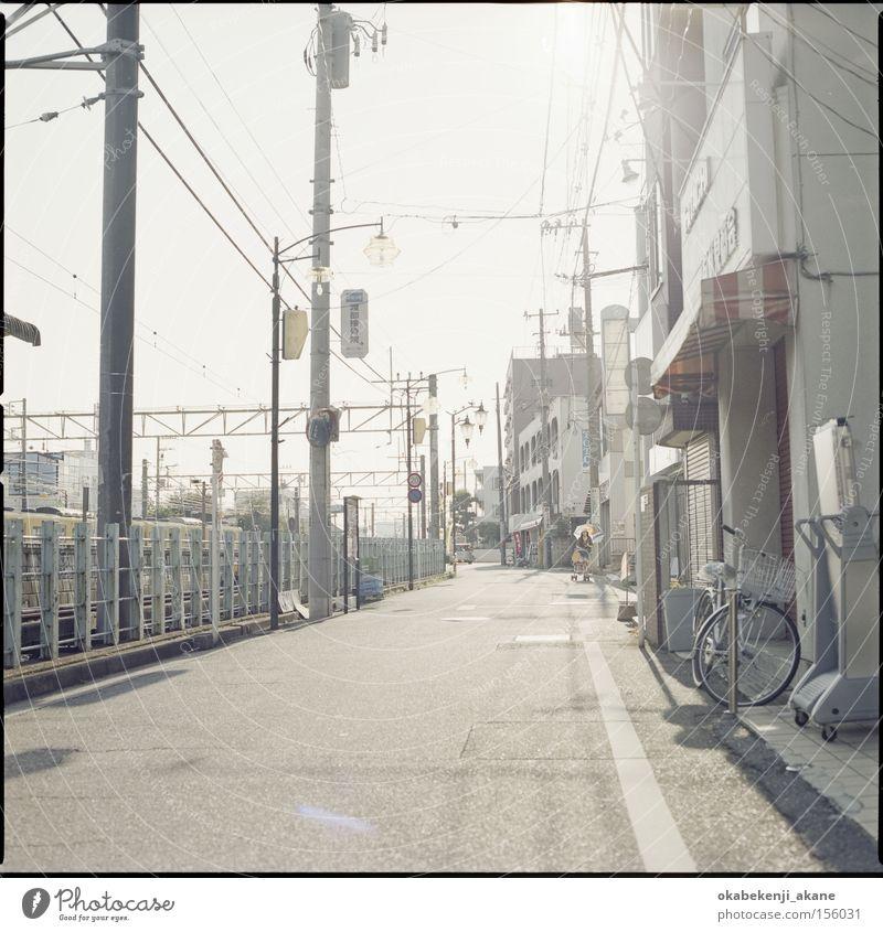 qururi Street Air Academic studies Square Japan Tokyo Moody Ambience Lighting effect