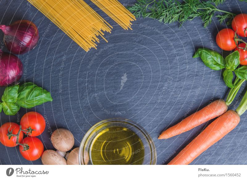 Italian court in parts Food Vegetable Dough Baked goods Herbs and spices Cooking oil Nutrition Lunch Organic produce Vegetarian diet Diet Italian Food Fresh