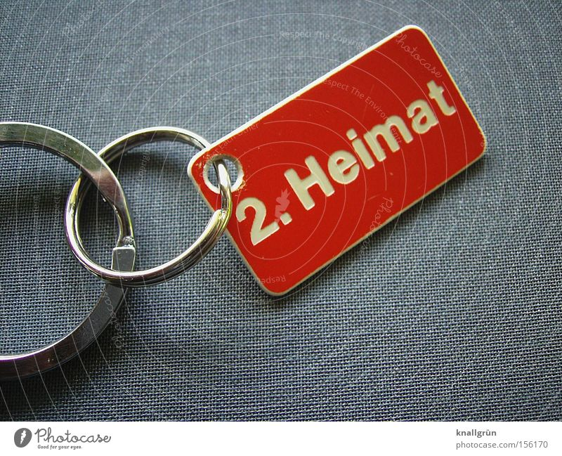 Red Life Gray Flat (apartment) Safety Characters Letters (alphabet) Living or residing Signage Home country Signs and labeling Keyring
